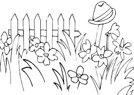 Small Picture Garden Full of Tall Grass Coloring Pages Color Luna