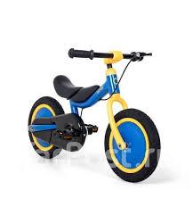 Детский велосипед Xiaomi QiCycle Сhildren <b>Bike</b> (синий) iStore ...