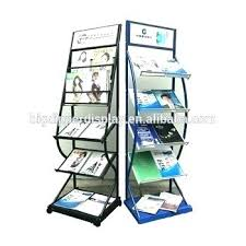 Office magazine racks Foldable Office Magazine Rack Free Standing Magazine Rack Best Sale Floor Standing Magazine Store Book Floor Standing Office Magazine Rack Lukesevcom Office Magazine Rack Double Sided Display Rack Modern Office