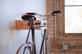 10 elevated bike rack