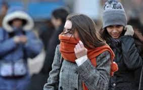 Se vino el frío: la temperatura mínima fue cercana a los cero grados –  Noticias de Escobar