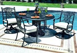 repainting cast aluminum patio furniture aluminum patio furniture paint painting cast s refinishing cast aluminum patio furniture