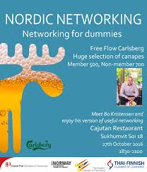 networking flyer thai norwegian chamber of commerce 161027 nordic networking flyer