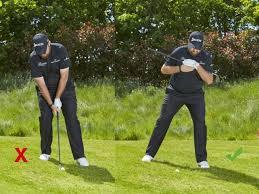 Resultado de imagen de lie golf