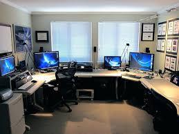 home office workstation. Home Office Work Station Workstation Setup