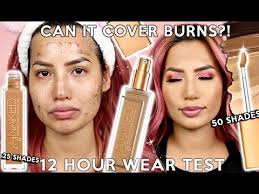 WORTH THE WAIT? <b>URBAN DECAY STAY</b> NAKED FOUNDATION ...