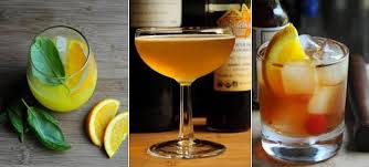 – What Craft Barman's Journal Cocktails Are