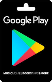 Google Play Gift Cards Price in Pakistan