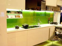 solid glass backsplash kitchen of the day modern creamy white cabinets with a solid inside glass