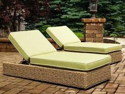 Lloyd Flanders Patio Furniture Aluminum Lounge Set Outdoor Replacement Cushions