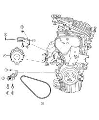 similiar pt cruiser engine parts diagram keywords 2006 pt cruiser engine partson pt cruiser motor mounts diagram