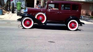 VID#3 1932 Chevrolet Confederate Sedan Restoration completed ...