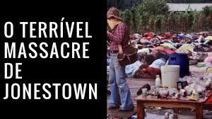 O terrível massacre de Jonestown - YouTube