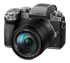 Panasonic LUMIX G70 - 4K-Foto- und ...