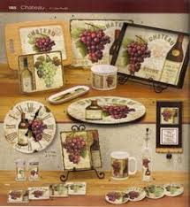 Grape Kitchen Decor Accessories 100 best wine and grape kitchen decor images on Pinterest Kitchen 3