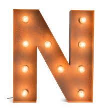letter lighting. Letter A With Light Bulb Lighting