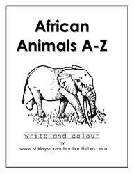 Small Picture Heres a coloring page on the biomes found in Africa Not sure why