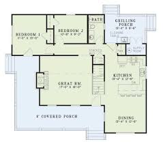 3 Bedrm 2156 Sq Ft Country House Plan 1091193Country Floor Plans