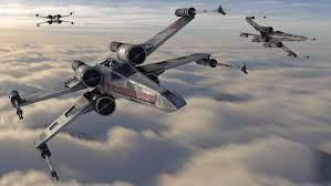 New 4K X-Wing wallpaper by moi. Enjoy ...