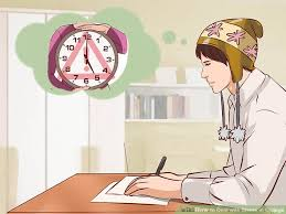 how to deal stress in college steps pictures  image titled write a good answer to exam essay questions step 12