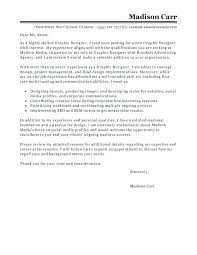 Design Cover Letter Examples Graphic Designer Cover Letter Examples ...