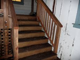 exterior wood railing. stairs, cool exterior stair handrail kits for steps brown woods handrail: amazing wood railing