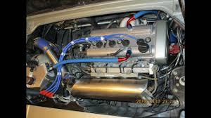 AW11 MR2 Turbo 20v Toyota 4AGE PHOTOS of Dyno Sheet,Engine bay, Sump ...