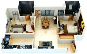 sq ft house plans 2 bedroom best of home 800 india full size