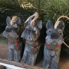 Hunde Christbaumschmuck Aus Holz Günstig Kaufen Ebay