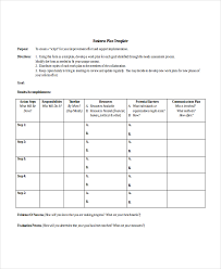 Action Plan Template 14 Free Word Pdf Document Downloads For Free ...