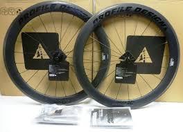 Profile Design 30 Twentyfour Aero Clincher Profile Design 58 Twentyfour Carbon Clincher Wheelset Black Logo