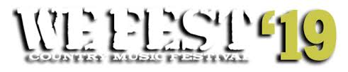 We Fest Seating Chart 2016 We Fest