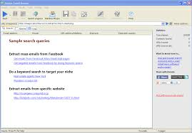 Online Email Extractor Email Address Extractor Atomic Email Hunter