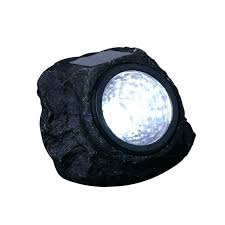 stone solar lights rock solar lights outdoor 4 led solar light decorative rock stone waterproof outdoor