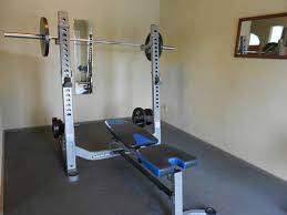 Homemade Squat And Bench Press Stand STFU Im Never Leaving My Squat And Bench Press