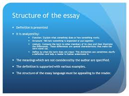 definition essay wit comp definition a definition essay is an  structure of the essay definition is presented it is analyzed by function explain what