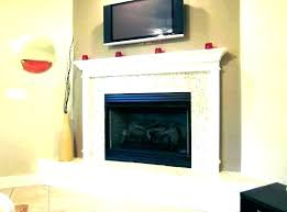 how to build a fireplace surround for a gas fireplace electric