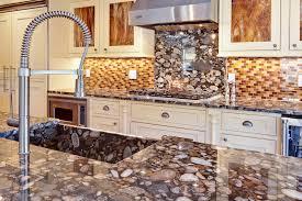 Granite Kitchen Design Simple Ideas