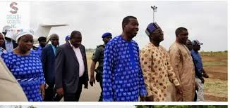 Image result for Adeboye visits benue