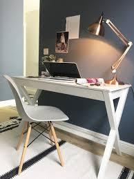complete guide home office. Home Office Guide. Trestle Matt White Desk Guide Complete I