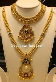gold haram designs in khazana jewellery images latest