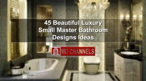 Master Bathroom Design Ideas For Fine Small Master Bathroom Ideas Small Master Bathroom Designs