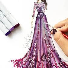 Pinterest Fashion Design Sketches Pinterest Aveyyyaves Fashion Illustration Tutorial