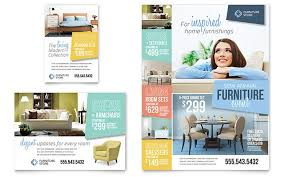 Furniture Advertising Ideas