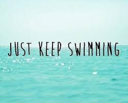 Swimming Quotes Mesmerizing 48 Swimming Quotes QuotePrism
