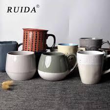 <b>Handmade Ceramic</b> Coffee Tea Milk Mug High Quality Brief <b>Pottery</b> ...