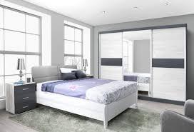 Schlafzimmer Komplett Set C Aneto 4 Teilig Teilmassiv Farbe