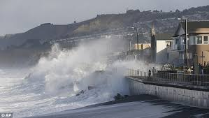 Image result for Pacifica, CA storm pictures