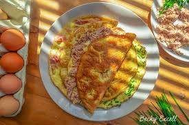 3 Filled Omelette Recipes For Weekly Meal Prep