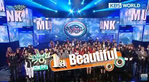 Music Bank K Chart 2017 Music Bank K Chart 2017 12 01 Wanna One Yoon Jong Shin